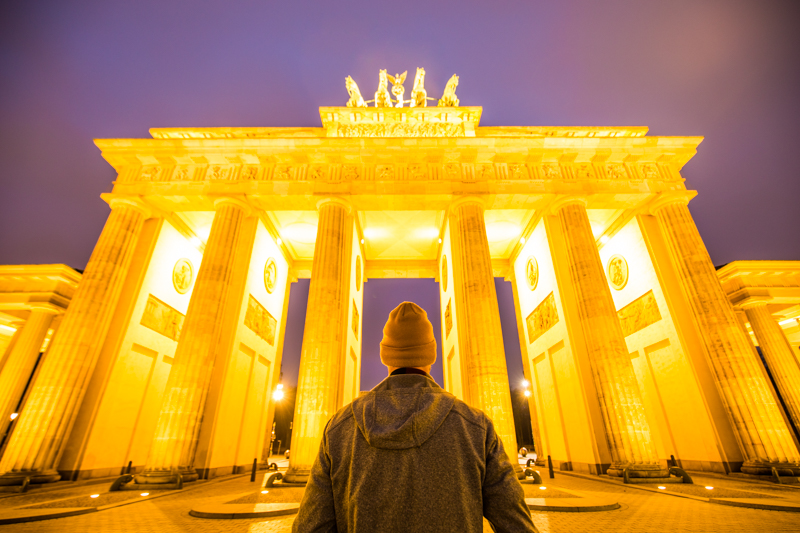 Berlin, Germany | Brendan van Son