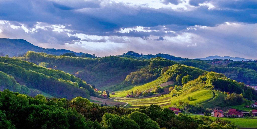 Zagorje Landscape | Image by www.furaj.ba