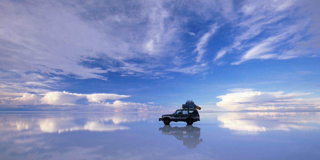 Bolivia, Gran Salar de Uyuni | Image via Huffpost.com