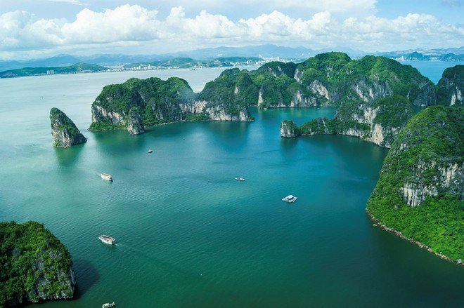 Ha Long Bay, Vietnam | Image via Vietnamtourism.gov
