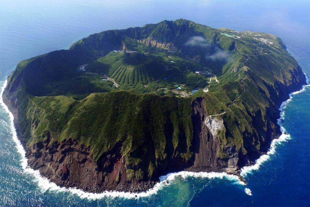 Aogashima, Japan | Image via Youtube